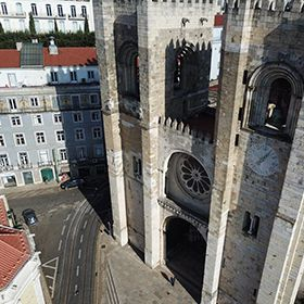 Sé de Lisboa Foto: Siginum