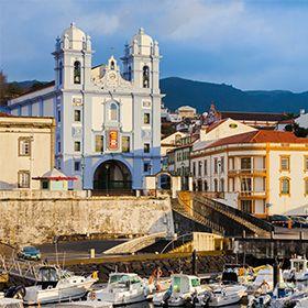 Angra do Heroísmo - Ilha TerceiraOrt: AçoresFoto: Roman Sulla - Shutterstock