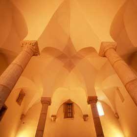 Museu Luso-Hebraico de Abraham Zacuto - SinagogaLocal: TomarFoto: José Manuel