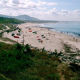 Praia de Castelo do NeivaМесто: Viana do CasteloФотография: ABAE