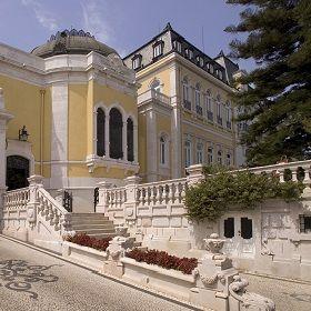 Pestana Palace場所: Lisboa