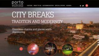 波尔图及北部更新旅游推广门户网站
