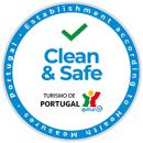 "Turismo de Portugal certifies establishments with ""Clean & Safe"" stamp"