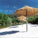 Praia fluvial do Pego Fundo Luogo: Alcoutim Photo: ABAE