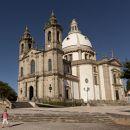 Santuário de Nossa Senhora do Sameiro Local: Braga Foto: Francisco Carvalho - Amatar