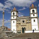 Basílica de Santo Cristo de Outeiro Ort: Bragança Foto: Câmara Municipal de Bragança