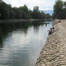 Praia fluvial de Valhelhas Place: Guarda Photo: ABAE