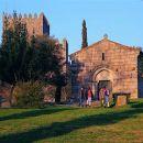 Igreja de São Miguel do Castelo - Guimarães