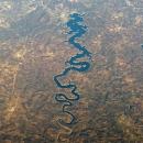 Ribeira de Odeleite / Dragon River 地方: Odeleite, Castro Marim 照片: http://kpandsarahcwanderingaround.com
