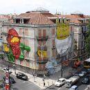 Os Gêmeos 場所: Lisboa 写真: Leonor Viegas 2010