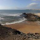 Praia da Azarujinha Ort: Estoril - Cascais Foto: JTCE