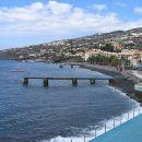 Zona Balnear das Palmeiras Local: Santa Cruz - Madeira Foto: ABAE