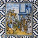 Tile panel Place: Penedo, Colares