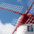 Windmill Place: Ilha Graciosa nos Açores Photo: Turismo dos Açores