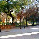Jardim das Amoreiras ou Jardim Marcelino Mesquita