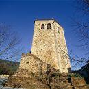 Torre templária de  Dornes Local: Ferreira do Zezerre Foto: Região Turismo dos Templários
