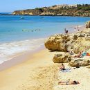 Praia da Oura Foto: Credito Helio Ramos - Turismo do Algarve