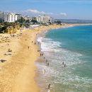 Praia de Armação de Pera Photo: Helio Ramos - Turismo do Algarve