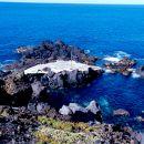 Zona Balnear das Cinco Ribeiras Foto: Turismo dos Açores