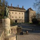 Paço dos Duques de Bragança Local: Guimarães Foto: Direcção Regional de Cultura do Norte