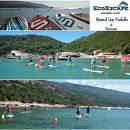 Passeio-SUP-Portinho-da-Arrábida Place: Setúbal Photo: EcoXscape - Arrabida Tours - Stand Up Paddle & Nature