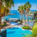 Calheta Beach Pool Area