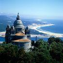 Santuário do Monte de Santa Luzia Ort: Viana do Castelo Foto: Asta D´Eça