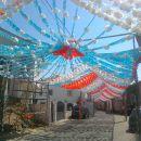 Pereiro de Mação: Ornamentações do Largo