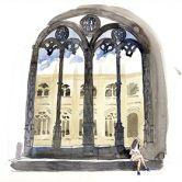 Urban Sketchers em Lisboa - Lis Watkins - Mosteiro dos JerónimosPlaats: LisboaFoto: Lis Watkins