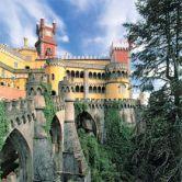 Palácio da penaLocal: SintraFoto: Antonio Sacchetti