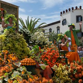 Das Blumenfest auf Madeira - 2021