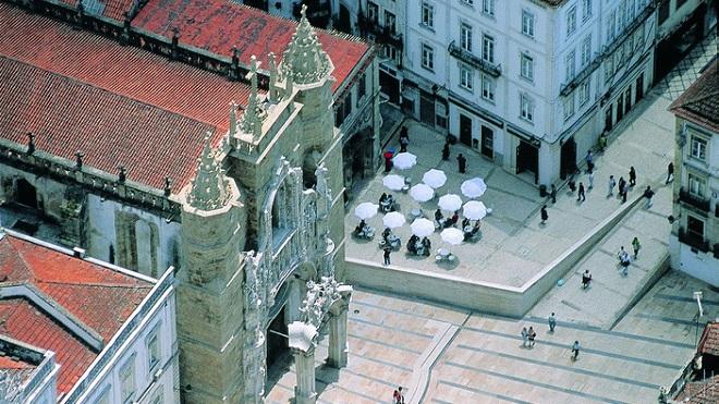 Coimbra_Igreja Santa Cruz