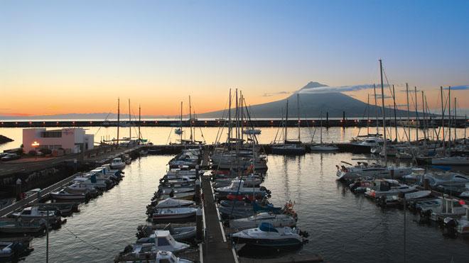 Horta Marina_Faial Island_Azores ©Gustav