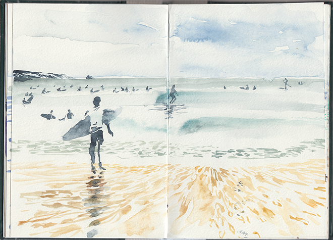 João Catarino - Praia do Baleal, Peniche