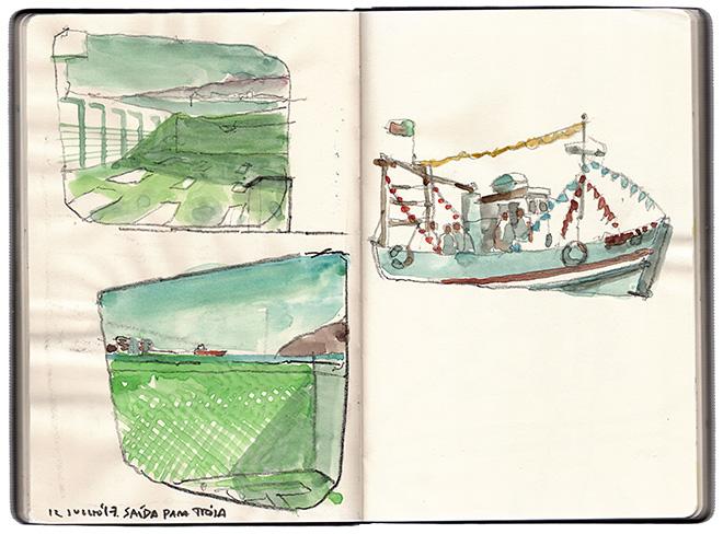 Barco Setúbal-Troia