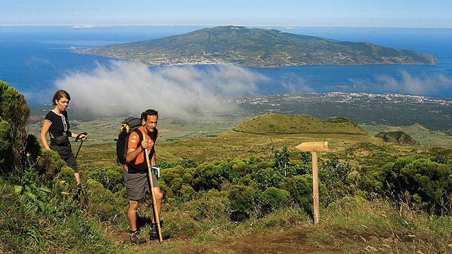 Pico Mountain trail - Turismo dos Açores/Veraçor