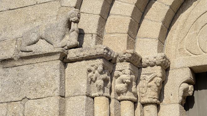 Rota do Românico - Igreja de Tarouquela