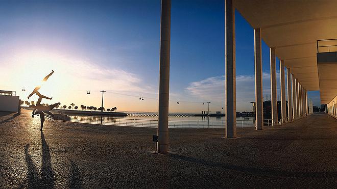 Parque das Nações - Pavilhão de Portugal